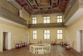Sala della Chitarra Rovesciata