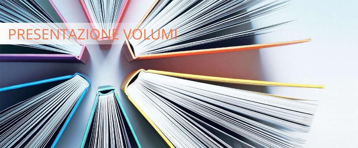 Presentazione volumi