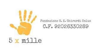 5x1000 Fondazione Ghirardi